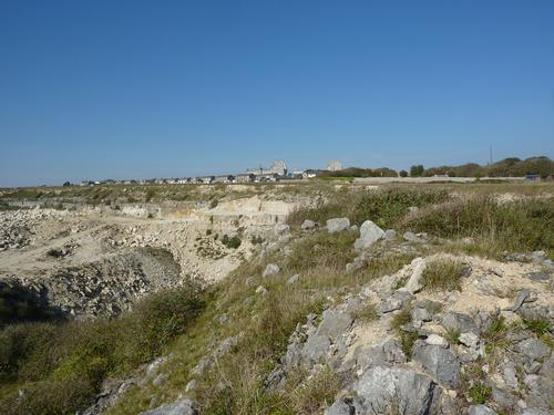 The Yeolands Quarry is a brownfield site