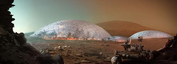 Mars Science City will explore the practical challenges of living on Mars