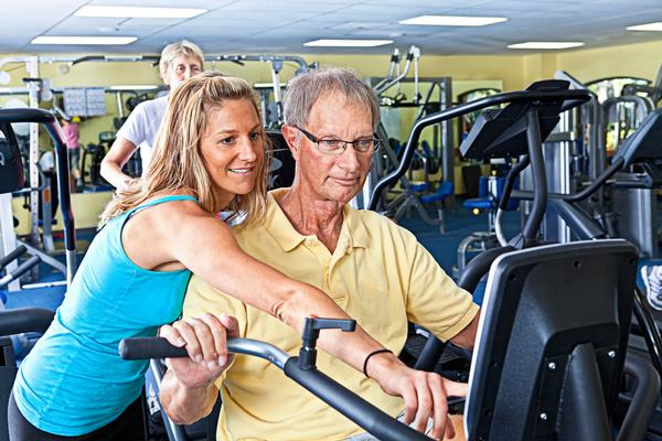 The numbers reveal a continuing trend of older age groups choosing to take control of their health and remain active / Shutterstock.com