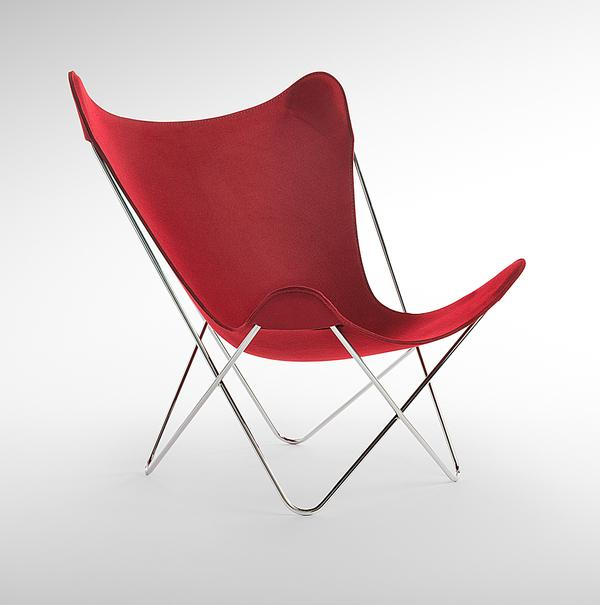 Knoll's Butterfly chair
