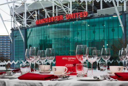 Man Utd legends set to unveil Hotel Football