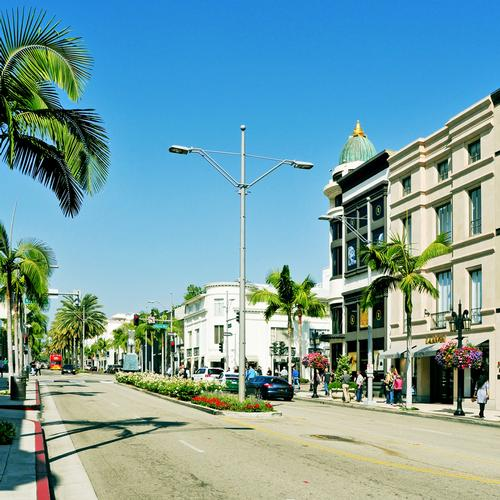 Los Angeles plays host to 7,500 miles of street which could be re-appropriated by the scheme / Shutterstock.com/nito