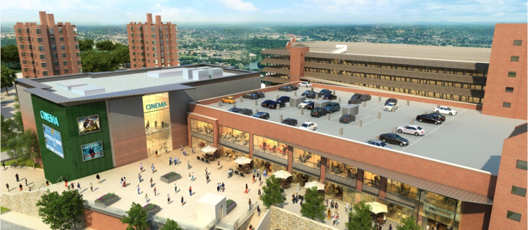 Work starts on intu Potteries £20m leisure development