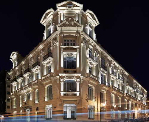 The 19th Century building has been restored by architect Antonio Obrador