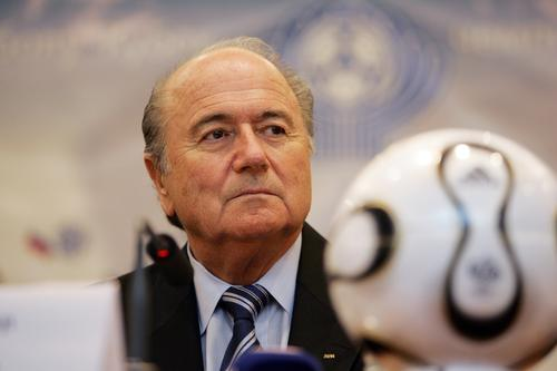 Sepp Blatter says Fifa will trial TV referral technology and announces intention to run for fifth term as president
