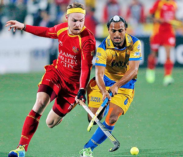 Once India's national sport, hockey is now looking to revive itself