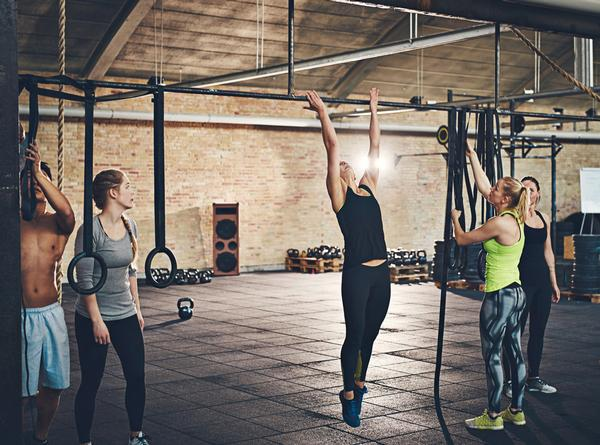 Gym floors will become modular, allowing operators to switch elements in and out / Photo: shuTterstock.com