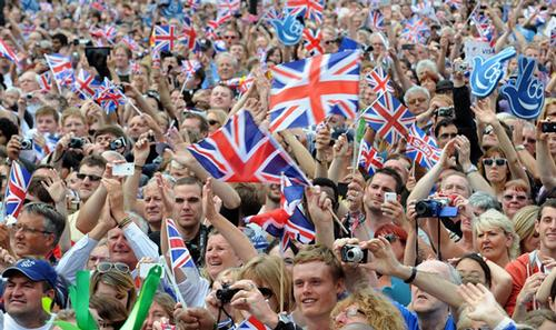 Over 250,000 spectators turned out for the events in 2015 / UK Sport