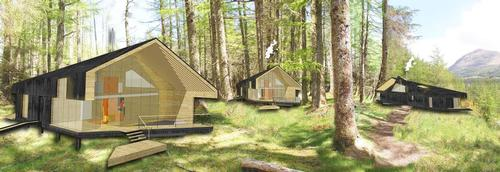 £25m resort planned for the Scottish Highlands