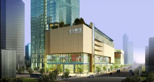 The Ritz-Carlton Nanjing will open in 2015 in the business district of Xiejiekou