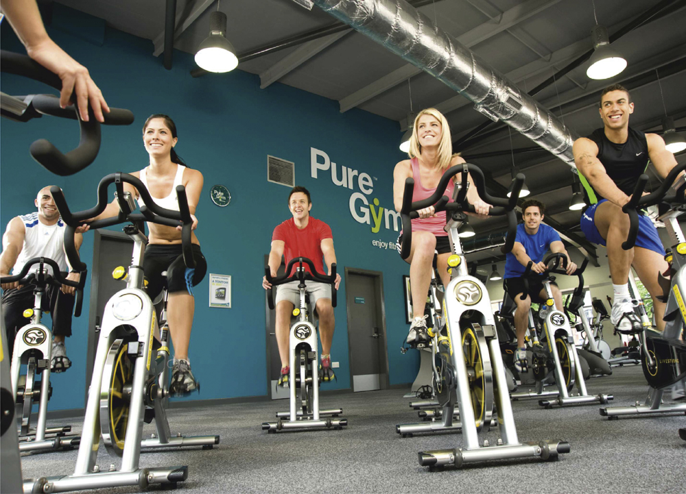 Pure Gym launches new app for iPhones