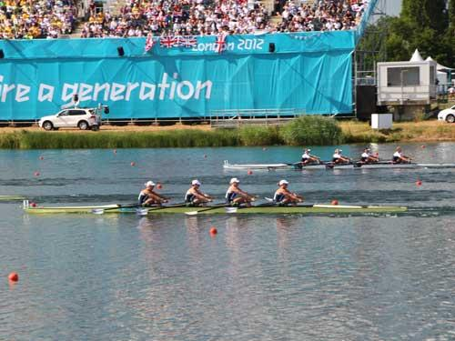 UK's Eton Dorney selected to host 2013 World Rowing Cup