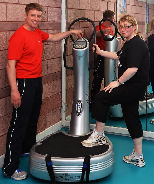 Vibration is proven to ease symptoms for MS sufferers