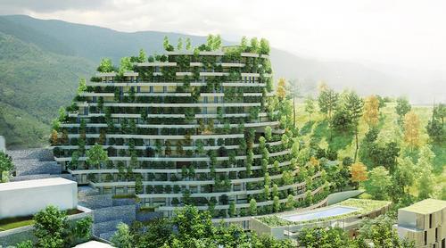 Tree loving italian architect stefano boeri has lined up his for Bosco verticale architetto