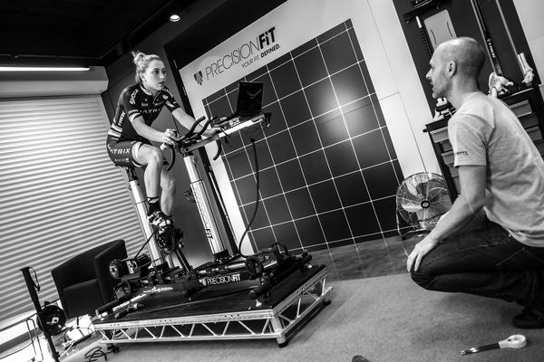 Laura Trott believes elite sport can inspire the general public to be more active / PHOTO: HUW WILLIAMS