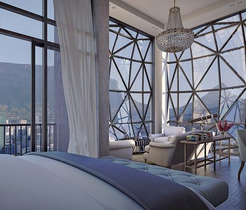 The Silo will include 28 bedrooms and a spa / The Royal Portfolio