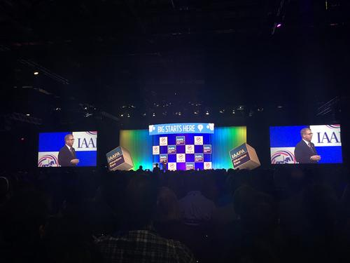IAAPA 2014: 'Your next big idea is here' says IAAPA president