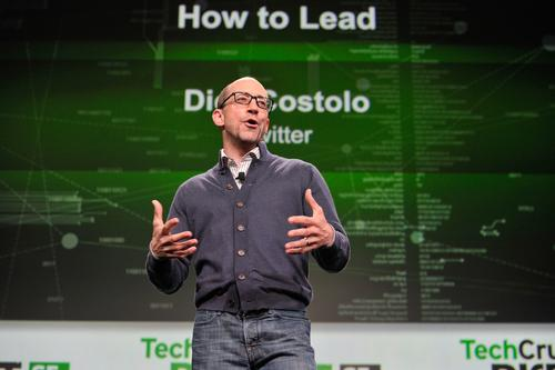 Dick Costolo was CEO of Twitter from 2010 until 2015 / Flickr.com / TechCrunch