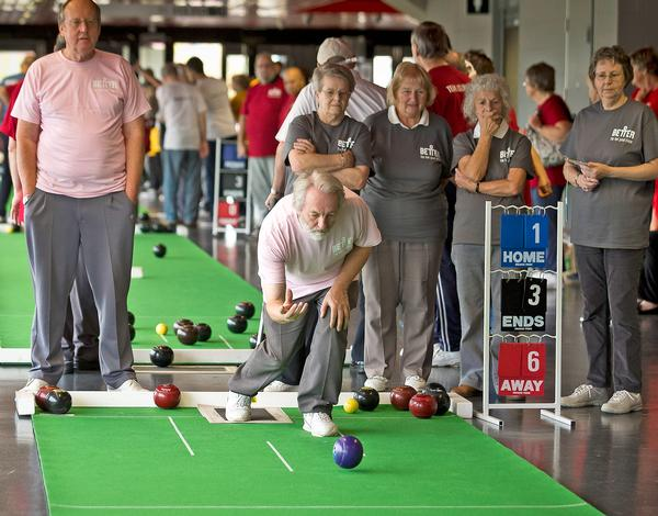 GLL provides activities for people with dementia, led by specially trained staff