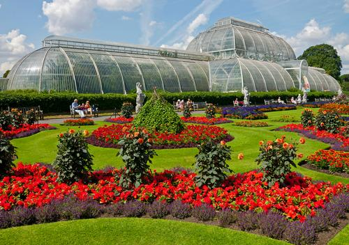 Kew Gardens receives 1.5m visits every year / Daniel Case