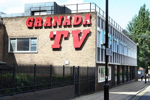 SimpsonHaugh & Partners are masterplanning the entire Granada TV studios redevelopment
