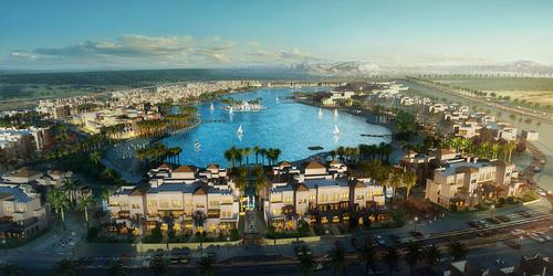 With architecture by GAJ Architects – FRHI will brand and operate the three hotels planned at Citystars' Sharm El Sheik development with each of its three brands: Fairmont, Raffles and Swissôtel / GAJ Architects