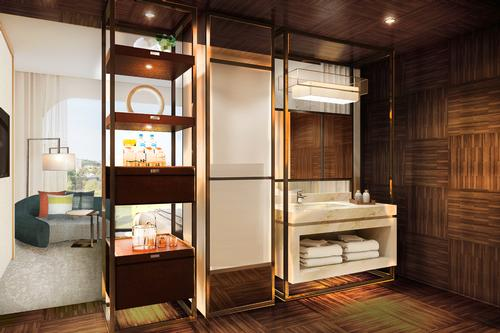 Dream Hotels have pledged to deliver 'a never-before-seen product' / Rockwell Group