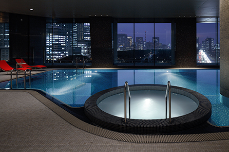 Evian will target five-star hotels, such as the Palace Hotel Tokyo in Japan, in the rollout of its licenced spa concept