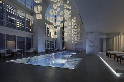 Tribal Nalai Spa concept revealed for Park Hyatt New York