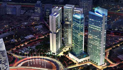 Raffles Hotel and W Hotel expected at US$1.3bn 'megasuperblock' in Jakarta