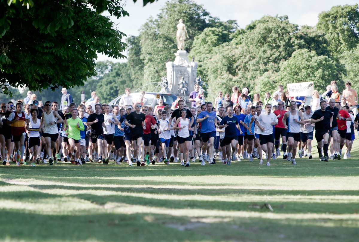 parkrun launches study into running while pregnant