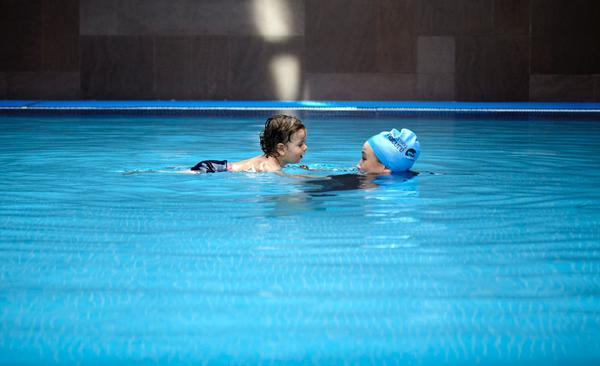 By running swimming classes for families, centres can generate thousands of pounds each year