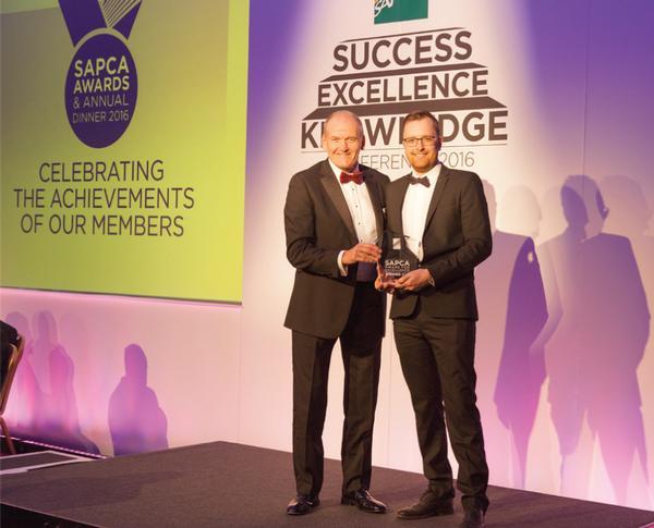 SIS Pitches won the inaugural SAPCA Awards