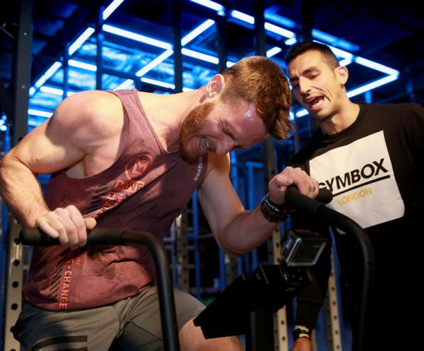 Gymbox has achieved success and expansion in the London market