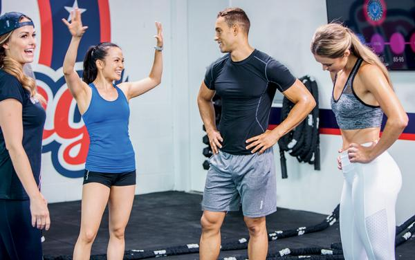 The UK market is attracting global fitness franchise brands