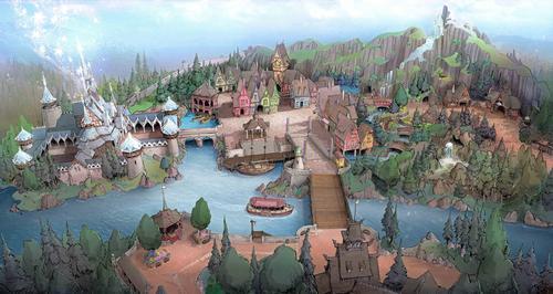 Disney has confirmed Frozen will be part of Tokyo DisneySea / Disney