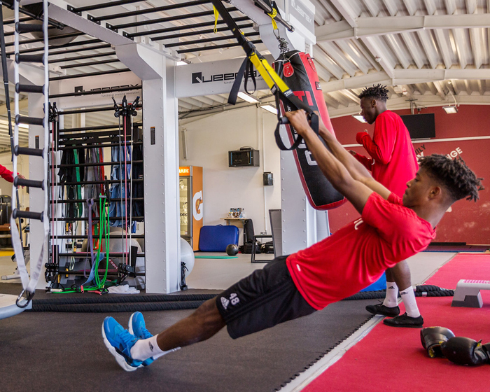Featured supplier: Watford FC take strength training to a new level with Queenax Installation