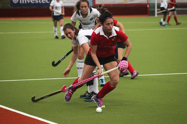 Holcombe HC boasts 12 full international players