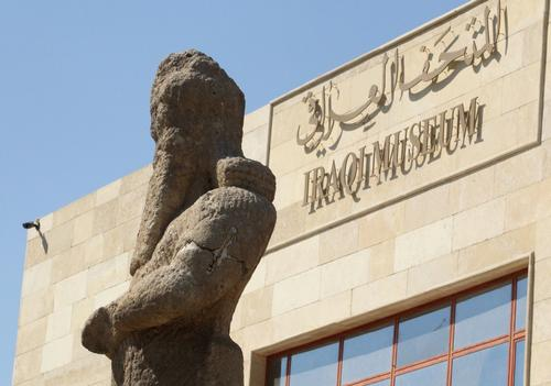 Looted Iraq museum responds to IS heritage attacks by reopening after 12-year closure