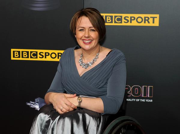 Duty of care chair Tanni Grey-Thompson