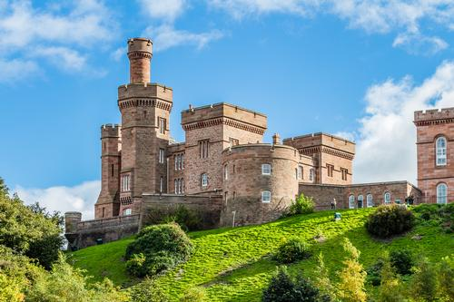 £8m museum plan the frontrunner for Inverness Castle