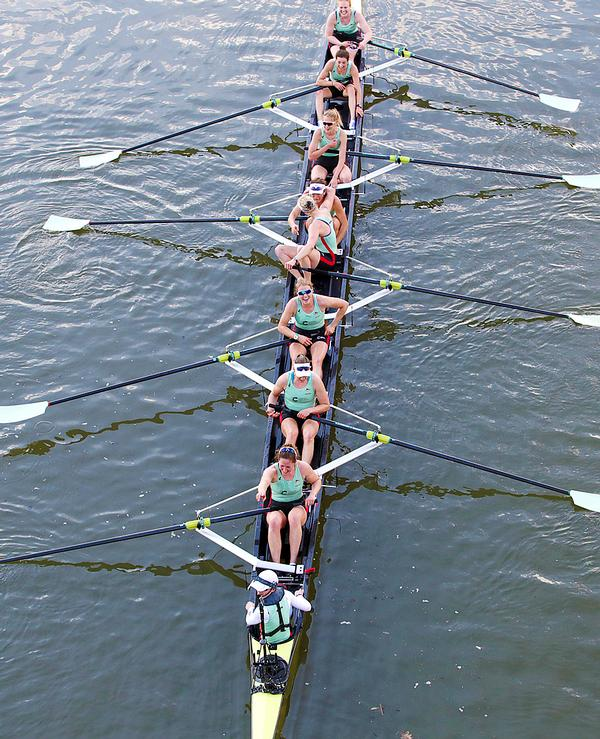 The Women's Boat Race was not held on the same day or course as the Men's until its 70th year  / © John Walton/PA Wire/PA Images