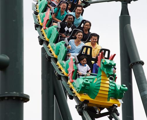 Legoland Dubai is set to open in 2016 / Merlin Entertainments