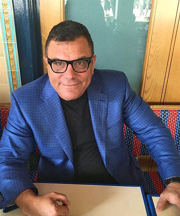 Stephen Starr, owner, STARR Restaurants