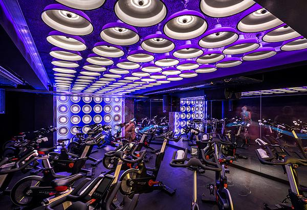 As with the Kensington site, the new gym will feature contemporary design and flexible exercise spaces / Photos: WG+P