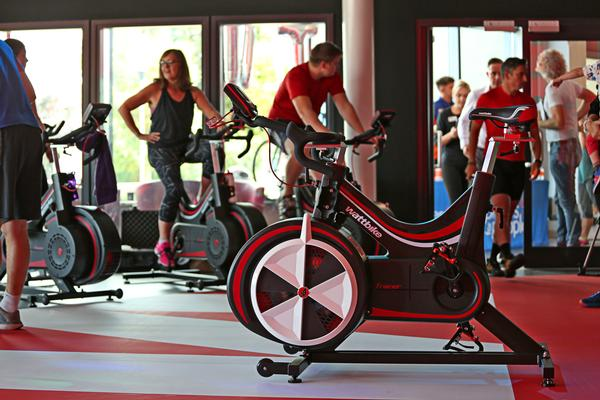The Wattbike zones appeal not only to cyclists but those with a particular sport conditioning focus or goal