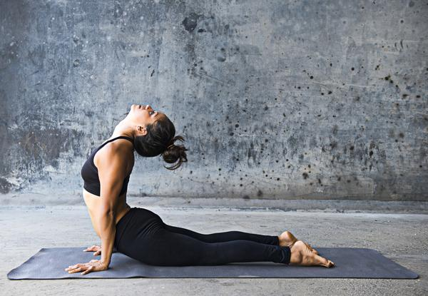 Yoga can be as good for the heart as aerobic exercise / photo: shutterstock.com