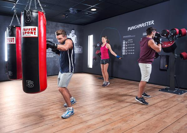 McFit is currently the largest fitness centre chain in Europe