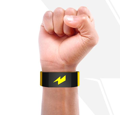 No pain no gain? Wristband provides electric shock to help banish bad habits