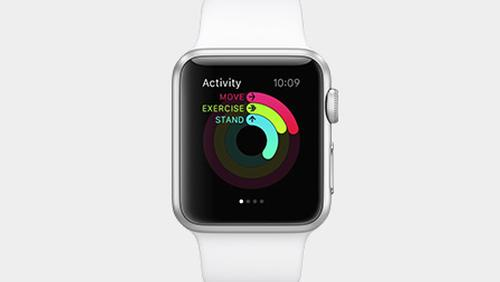 The Apple Watch will ship in the early part of 2015 for a base price of US$349 / Apple